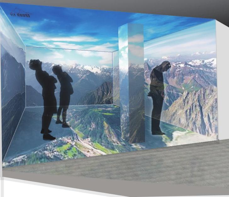 Skyway Monte Bianco – un progetto in continua evoluzione