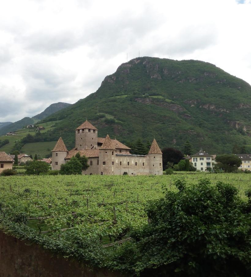 A Castel Mareccio collezioni d'autore