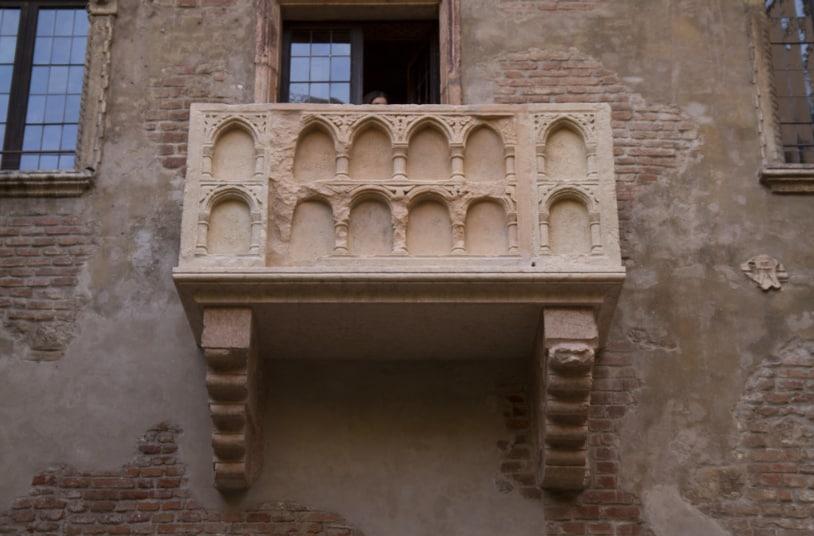 Il balcone di Giulietta