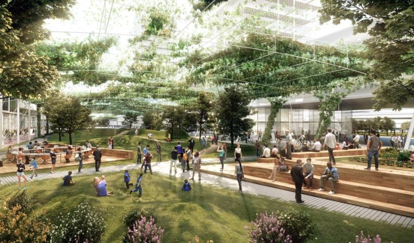 Un masterplan per l'ex area di Expo Milano 2015
