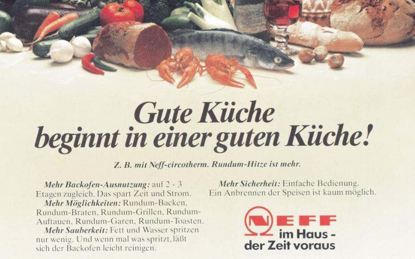 140 anni di passione per la cucina