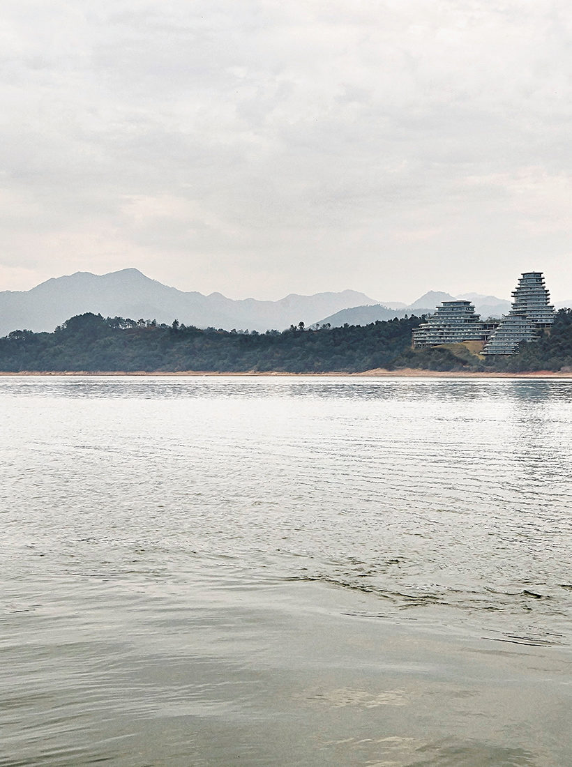 La Città di Montagna e Acqua