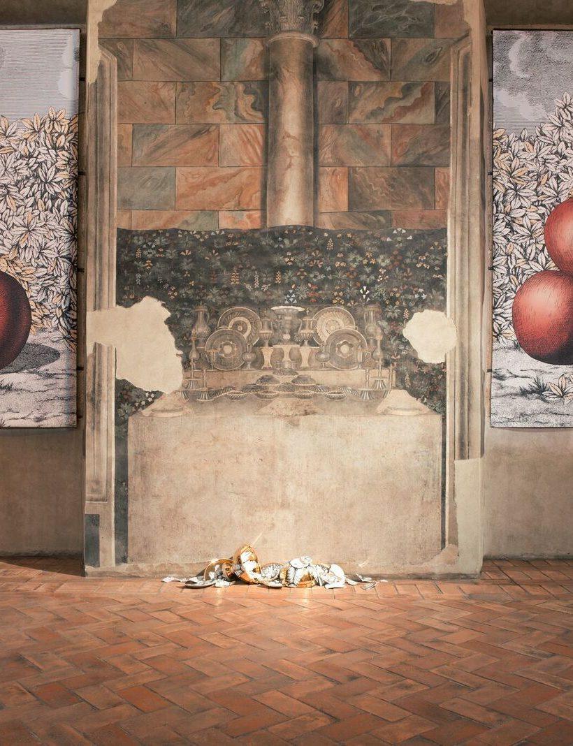 Citazioni pratiche. Fornasetti a Palazzo Altemps