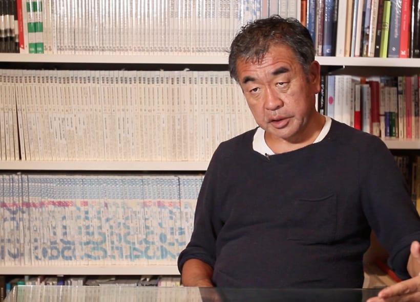 Kengo Kuma: Time-Space-Existence