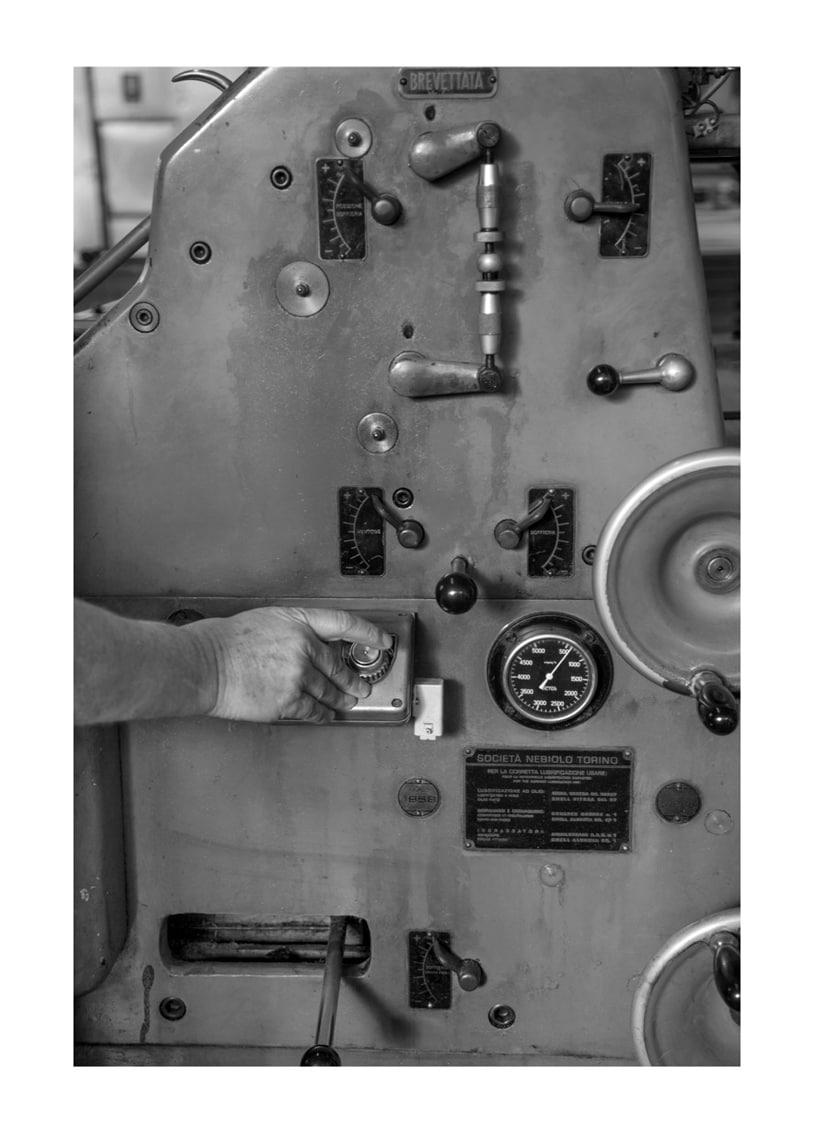 Ferdinando Scianna. Un fotografo in tipografia