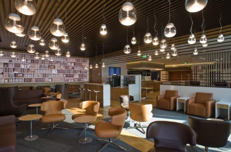 Nuova Lounge Lufthansa a Malpensa