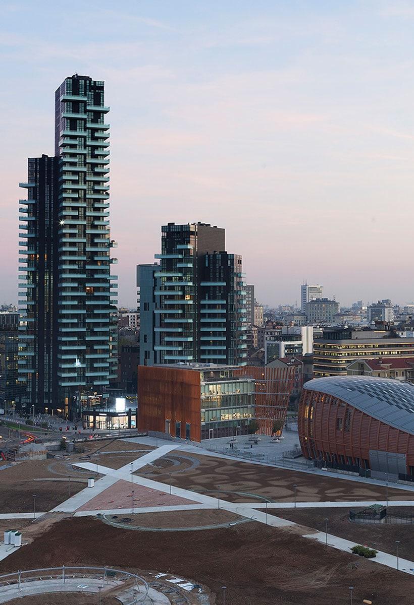 MCArchitects: headquarters con vista