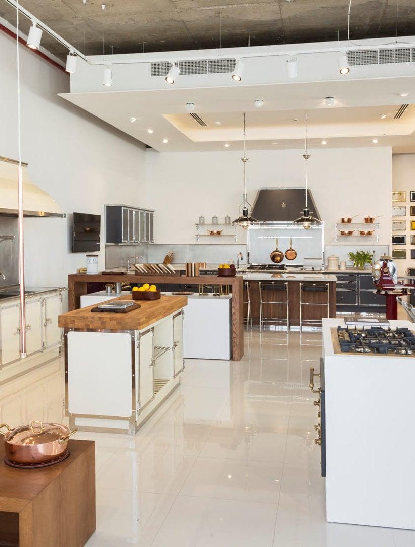 Officine Gullo inaugura nuovo showroom a Dubai