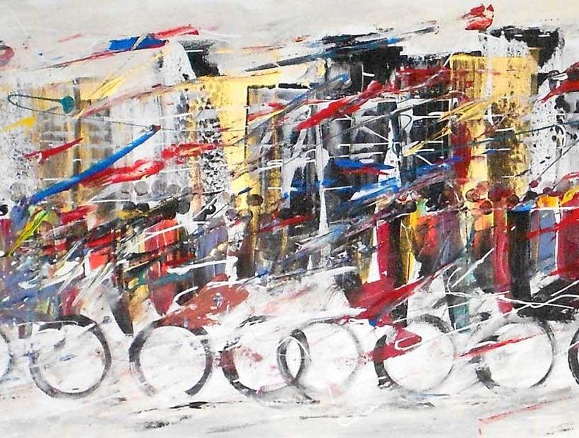 Arte su due ruote