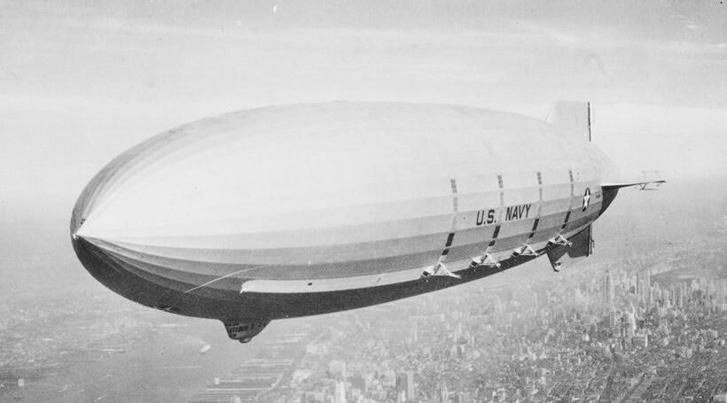 Dirigibili – Airships