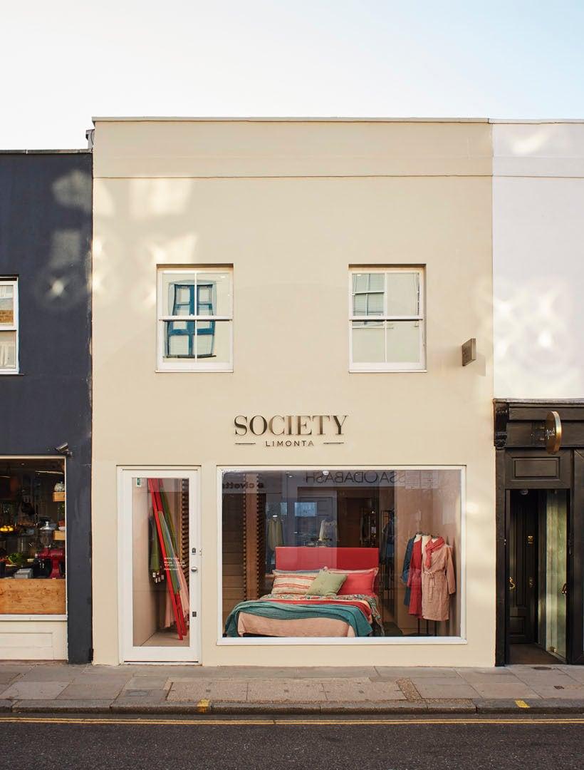 Society a Londra