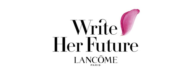Write Her Future by Lancôme
