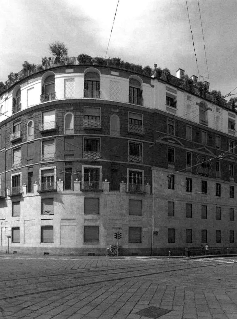 Case Milanesi 1923-1973