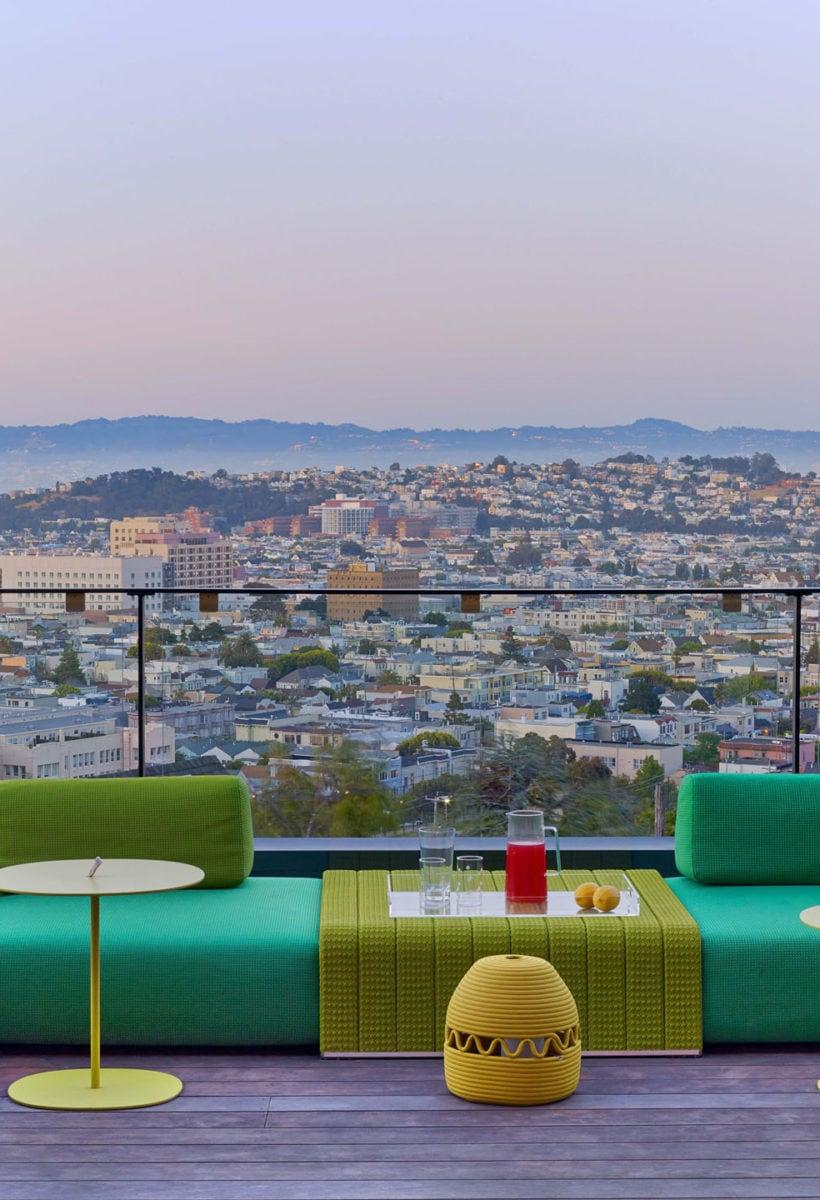 Vista su San Francisco