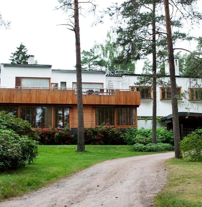 Visit Alvar Aalto