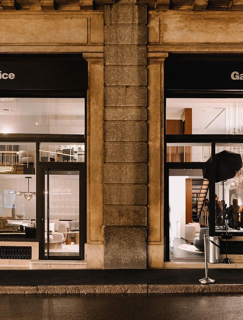 Gallotti&Radice a Milano