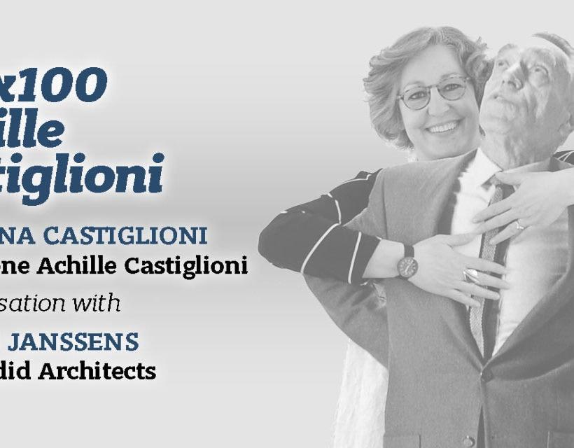100×100 Achille Castiglioni