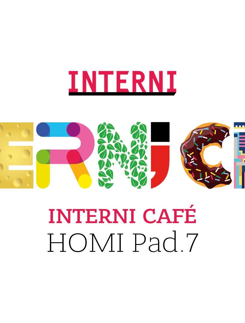 Interni Café a Homi gennaio 2019