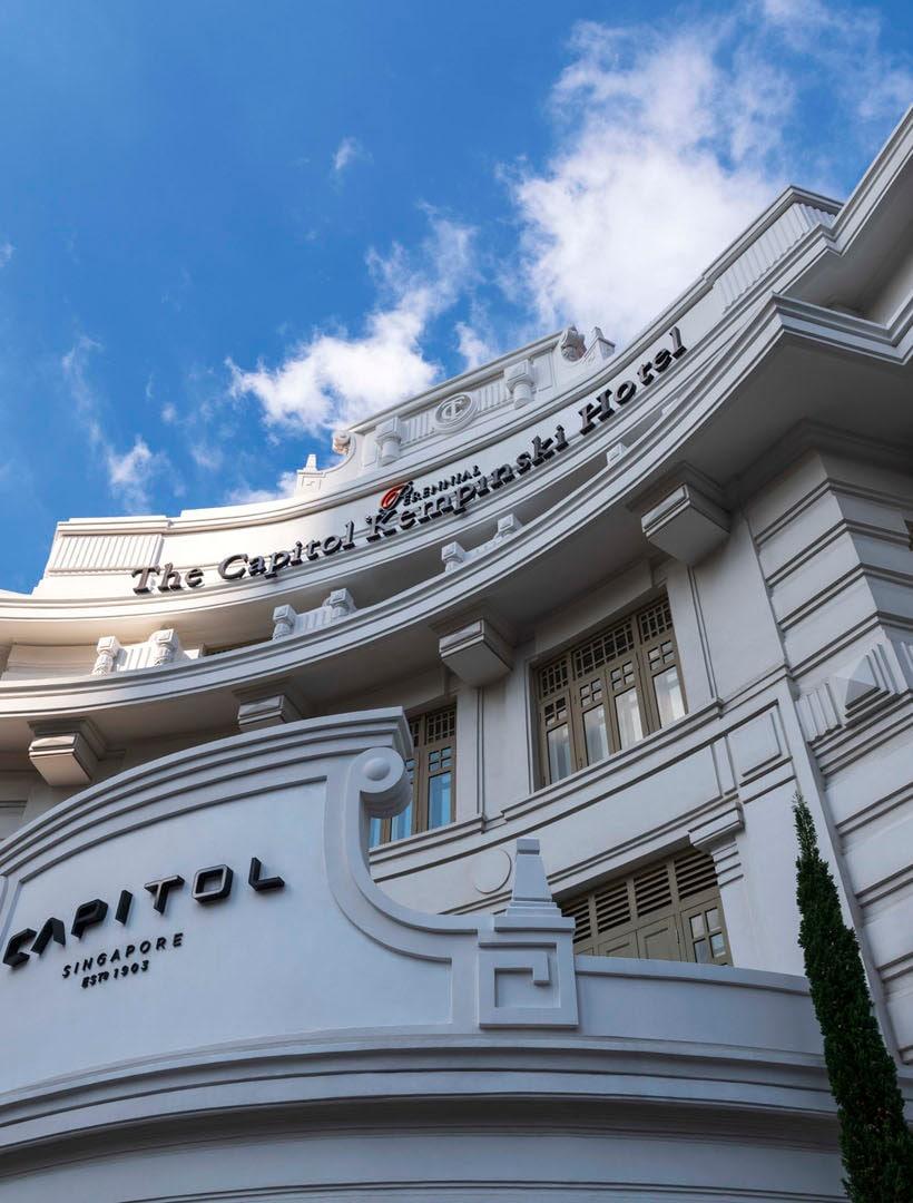 The Capitol Kempinski Hotel