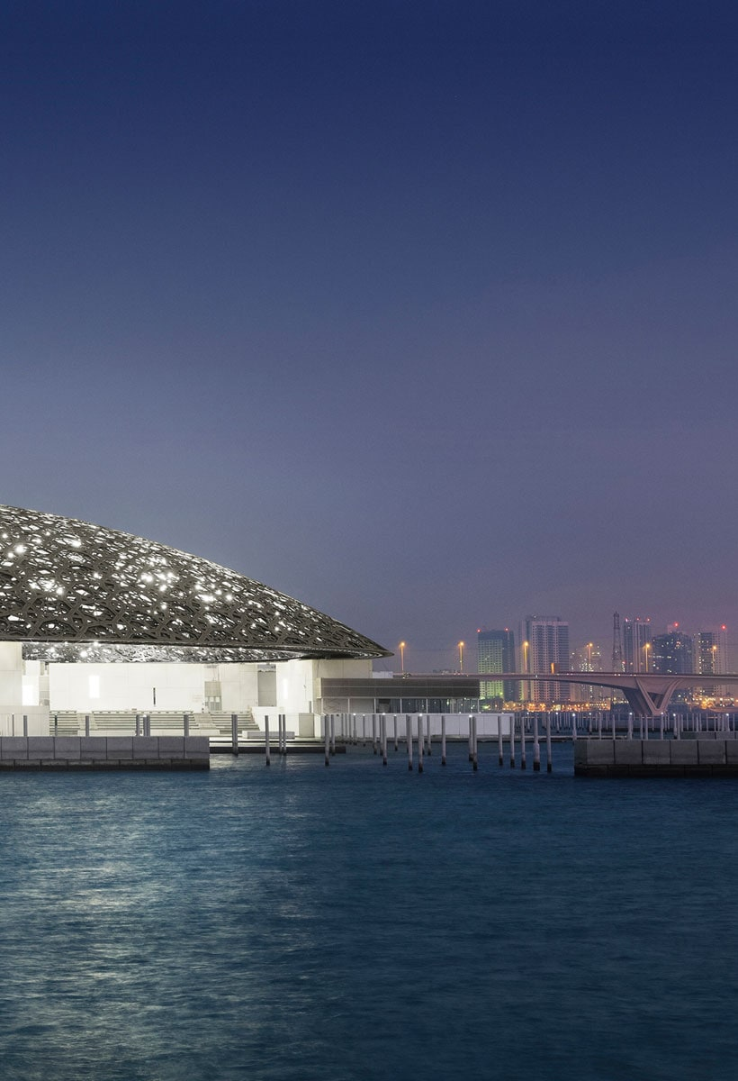 Il museo è un'isola
