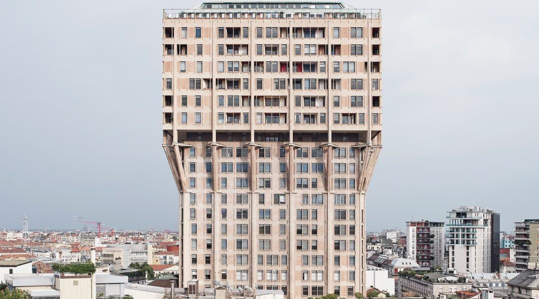 Torre Velasca - Velasca tower