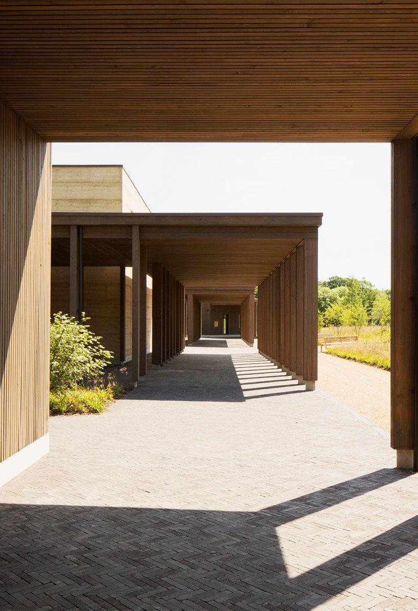Il progetto sostenibile di Waugh Thistleton Architects