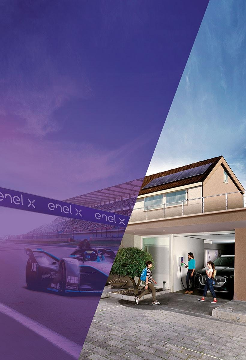 La corsa al futuro di Enel X tra smart home e smart mobility