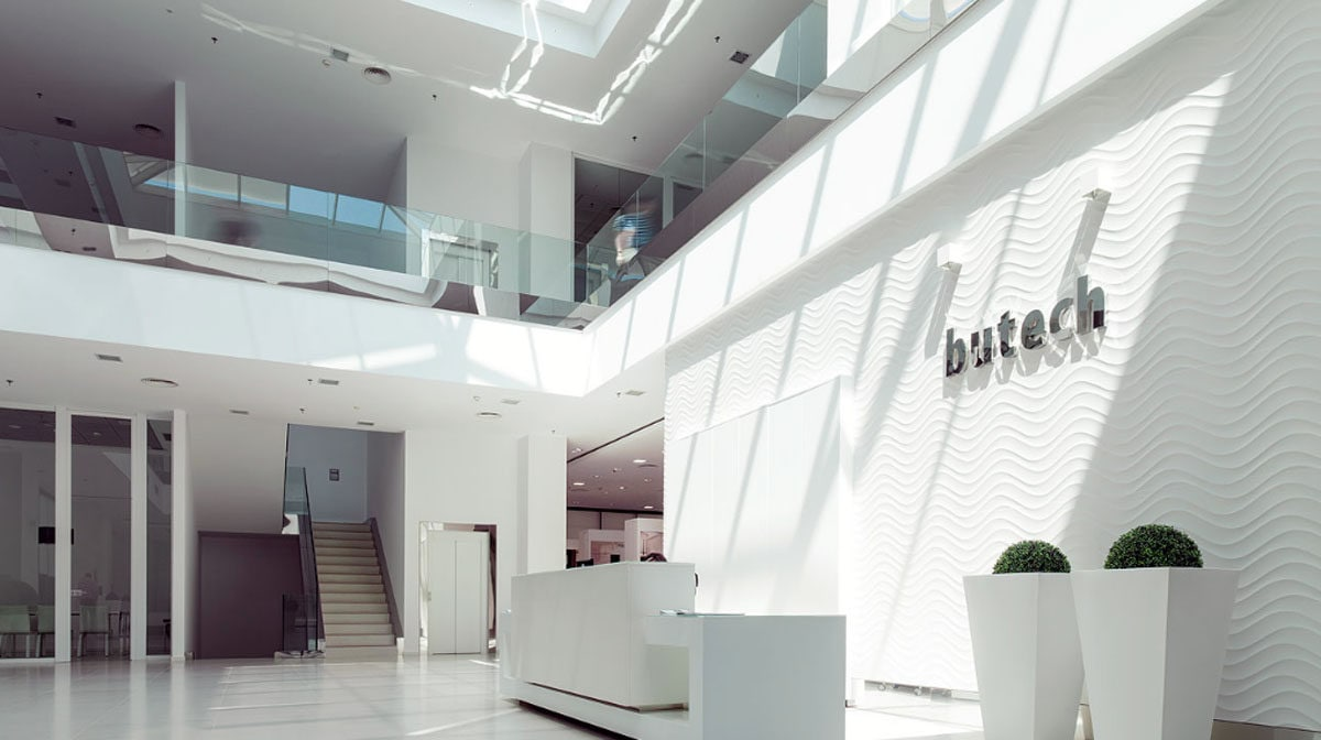 butech showroom