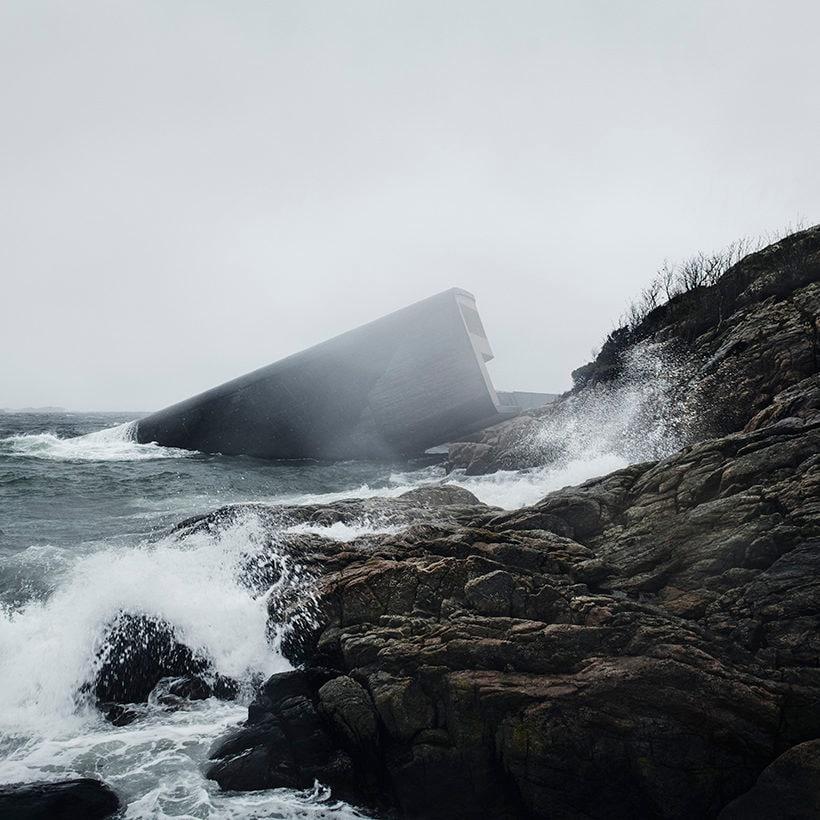 Snøhetta: tableau vivant