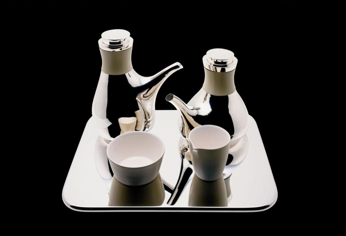 Alessi Tea & Coffee Towers_David Chipperfield_2003