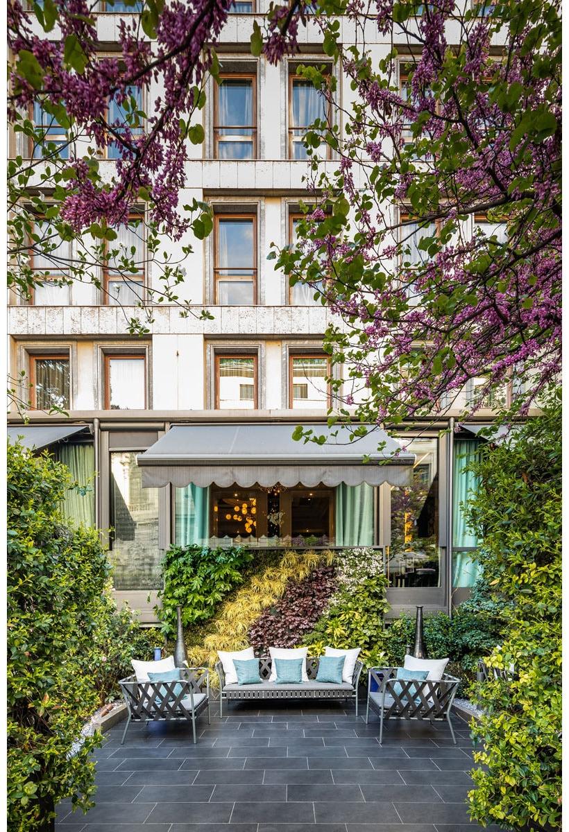 The Secret Urban Garden