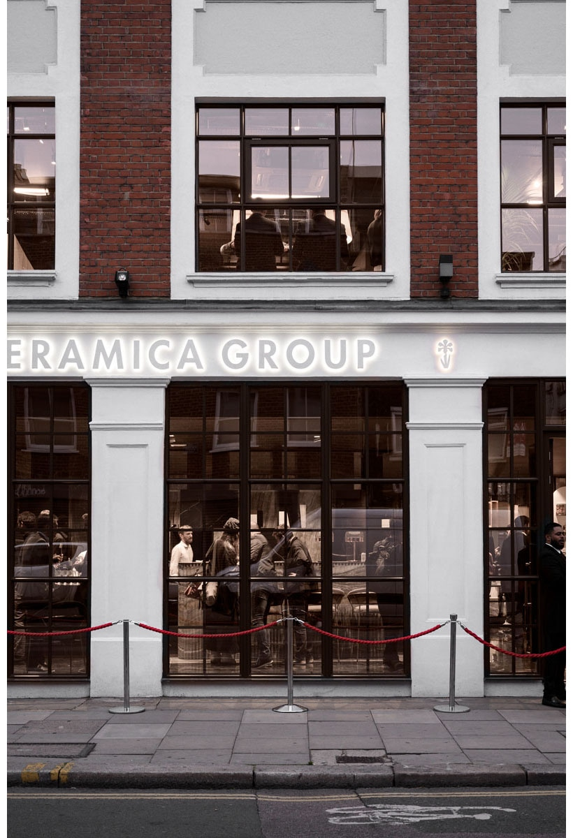 Iris Ceramica Group London