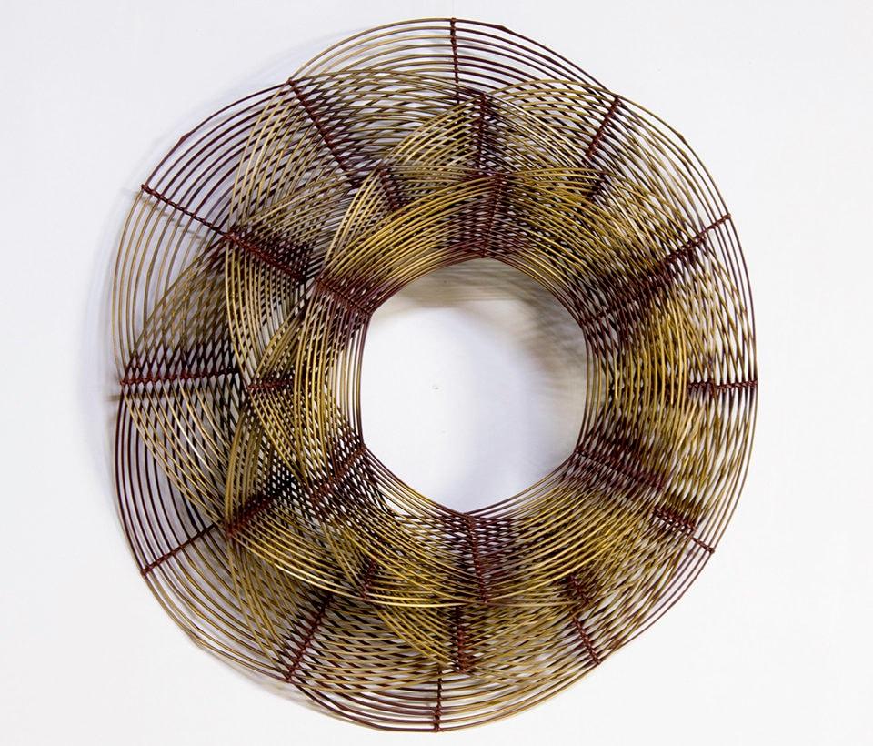01_Ueno Masao, Synchronizing ripple, 2015