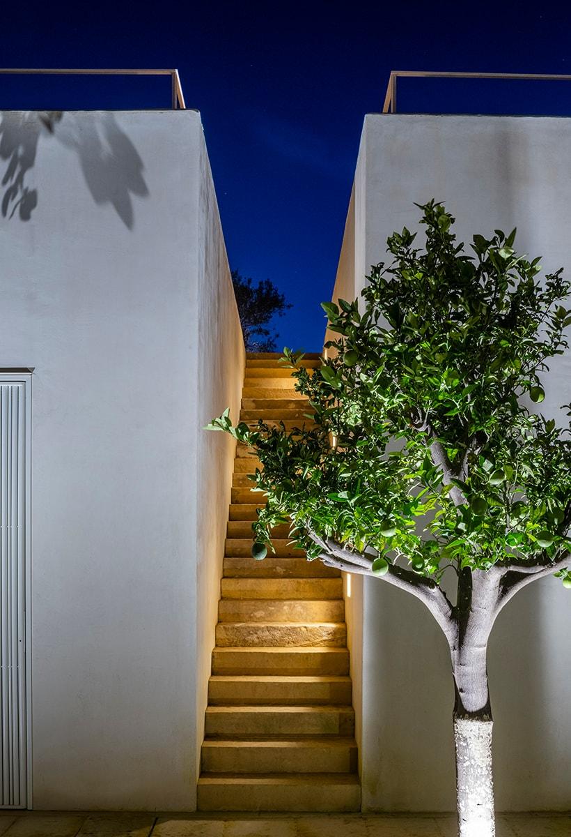 Bevilacqua Architects, promenade mediterranea