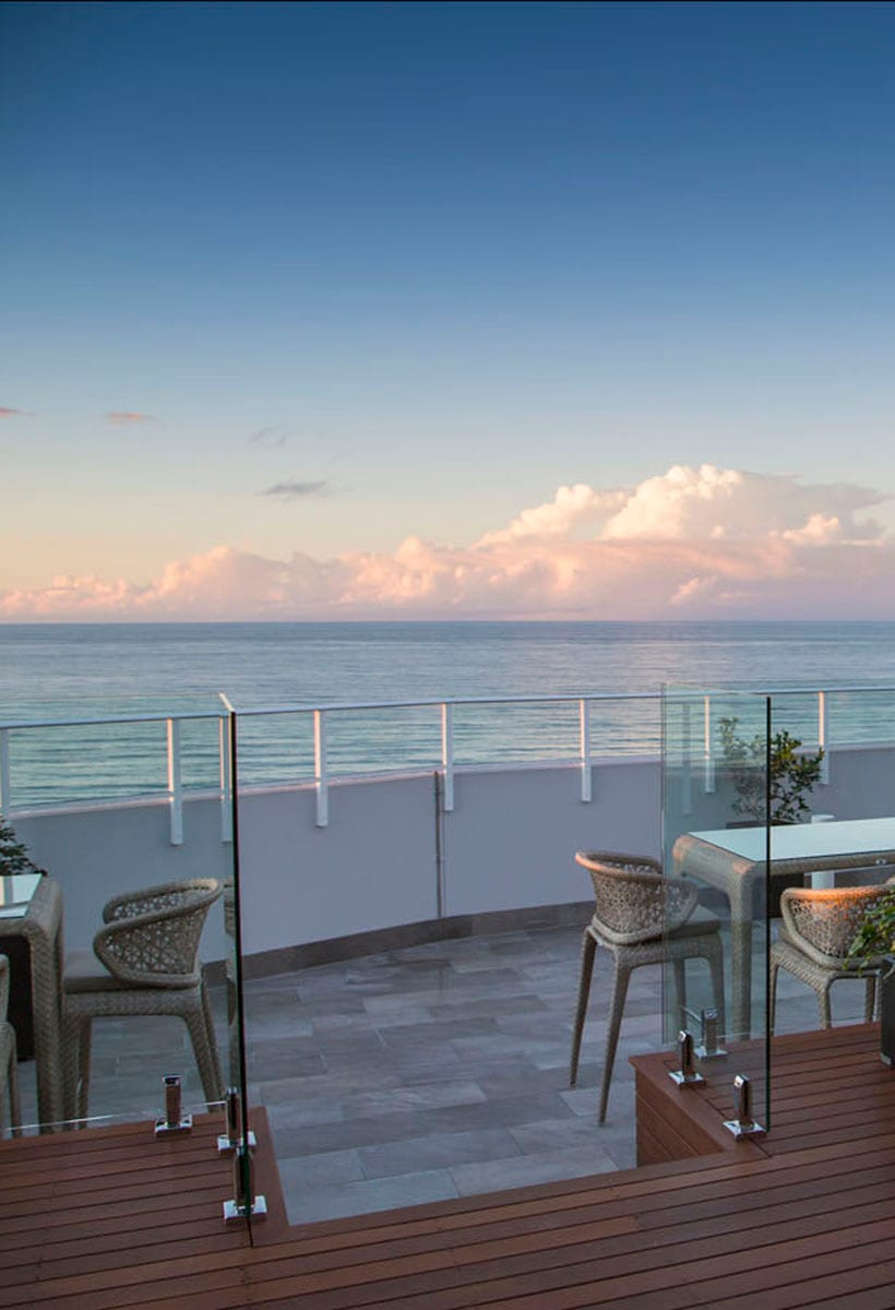 Rooftop australiano