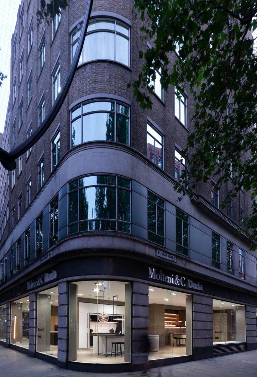 Molteni&C | Dada a Londra