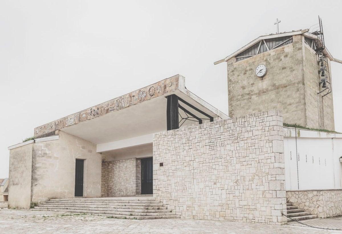 Chiesa di San Vincenzo de' Paoli – La Martella / © Pierangelo Laterza
