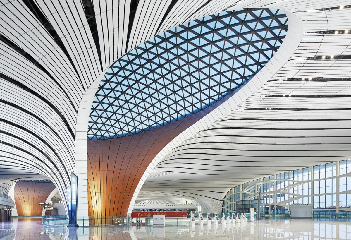 06_ZHA_Beijing Daxing Int Airport_®Hufton+Crow