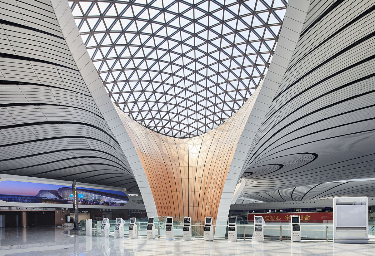 12_ZHA_Beijing Daxing Int Airport_®Hufton+Crow