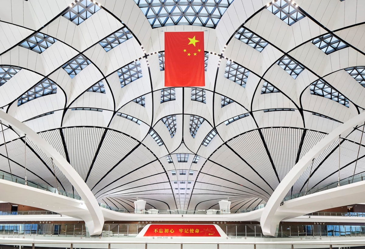 16_ZHA_Beijing Daxing Int Airport_®Hufton+Crow