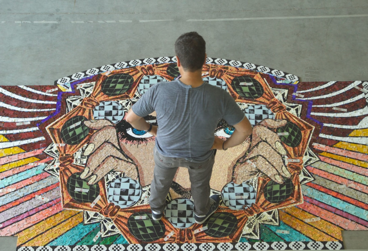 Lavorazione mosaico_Mosart_03