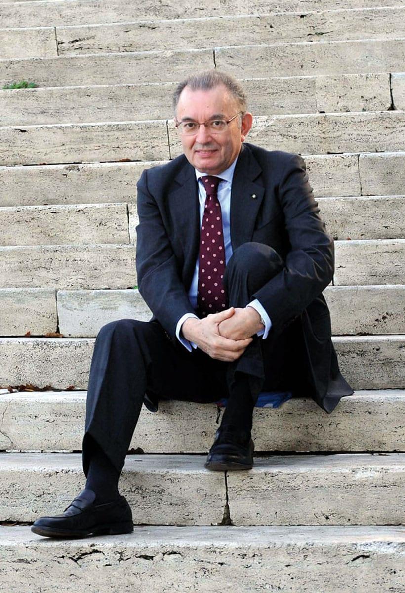 Addio a Giorgio Squinzi