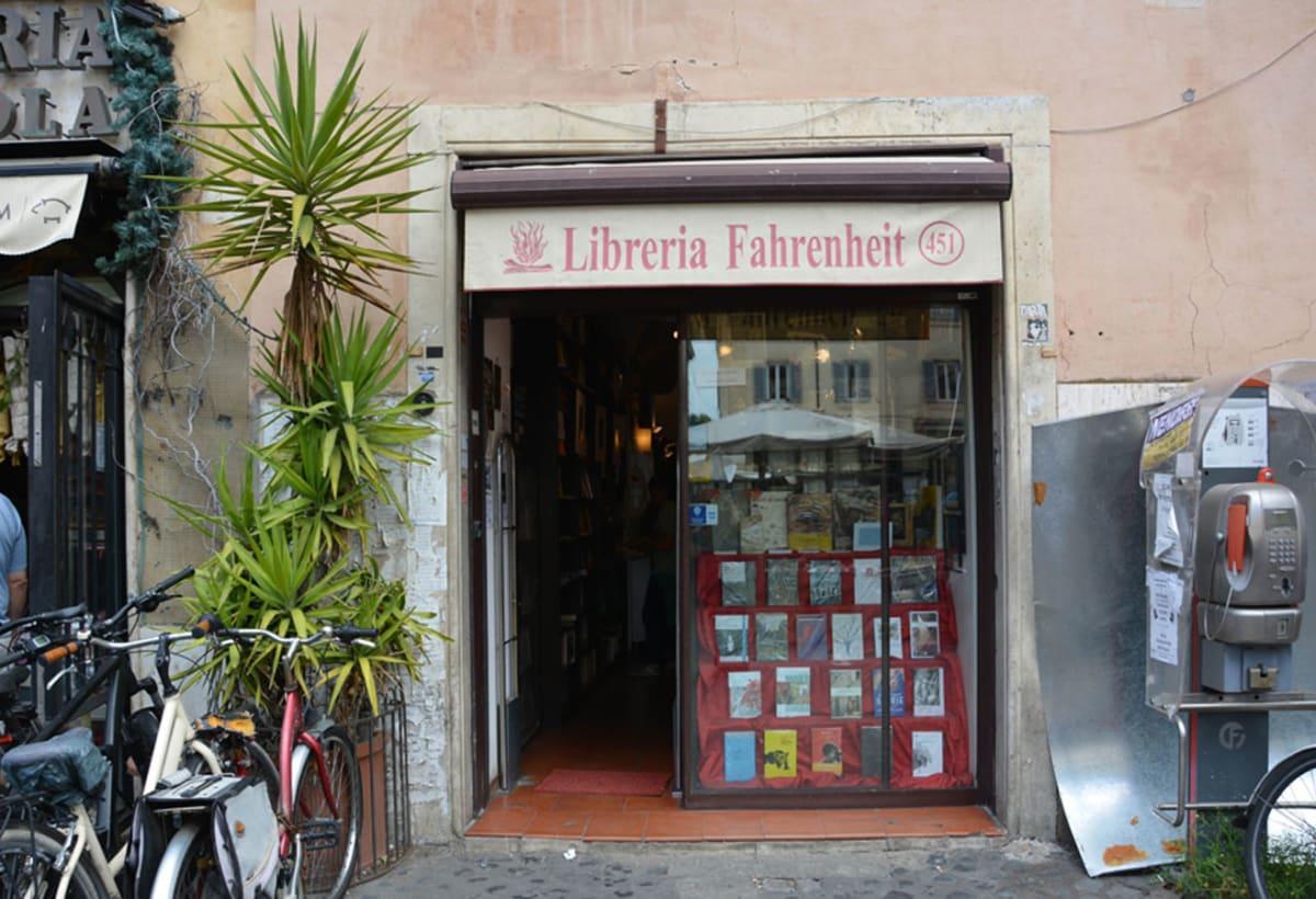 Libreria Farhenheit 451_Matteo Nasini
