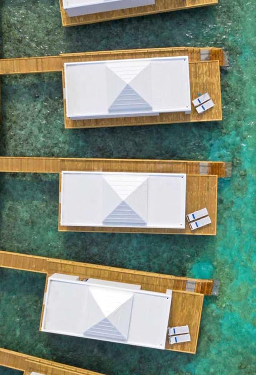Ecoresort alle Maldive