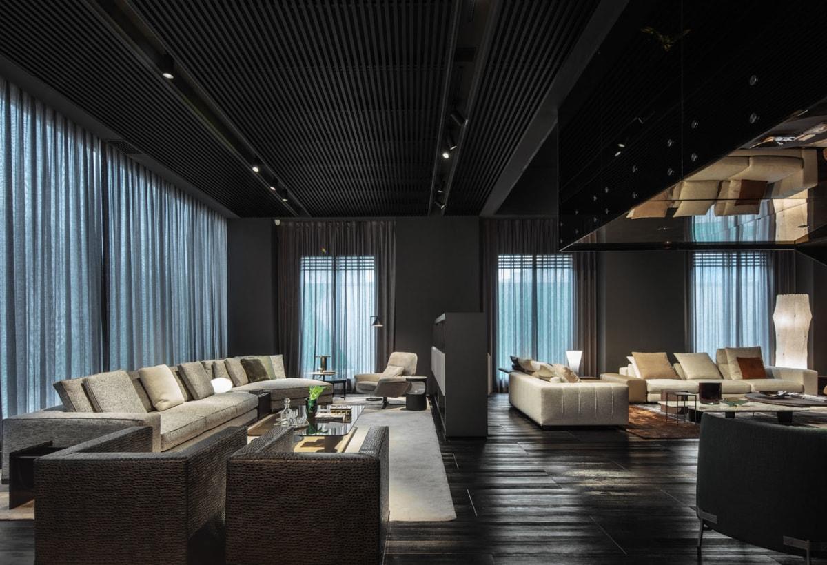 Minotti Xian flagship store_13