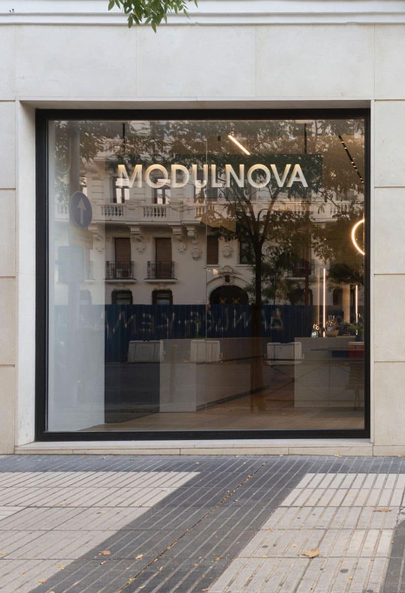 Modulnova a Madrid