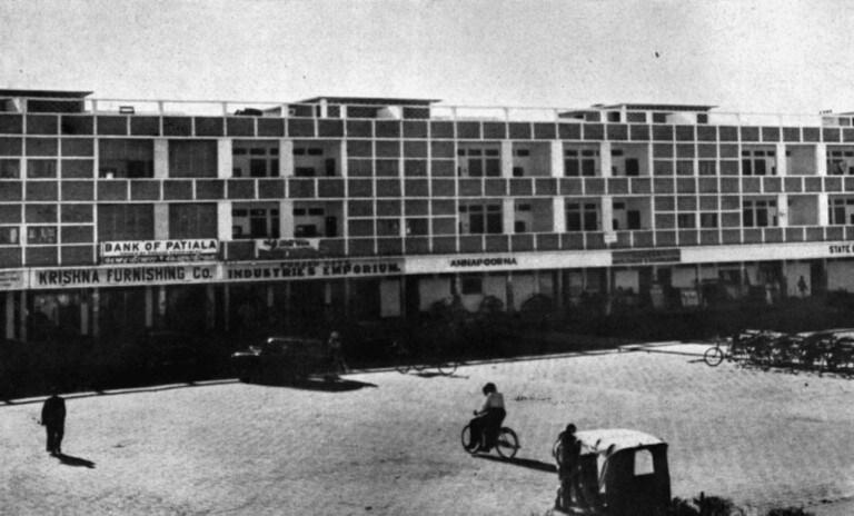 Une Ville à Chandigarh