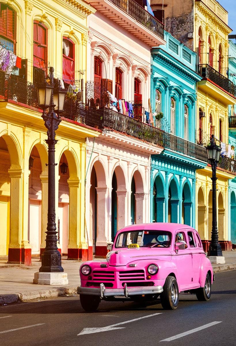 Boero ridipinge L'Avana