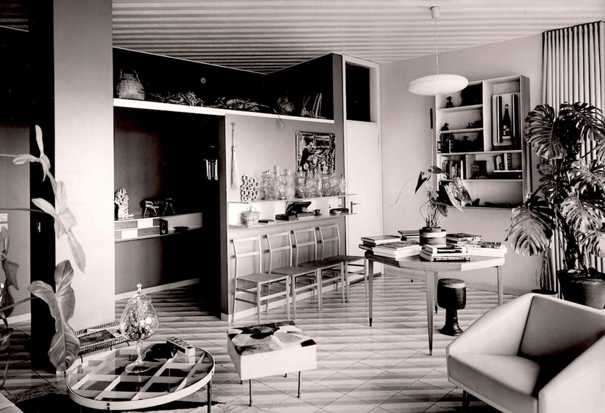 Gio-Ponti-House-Via-Dezza-Milan-©Gio-Ponti-Archives