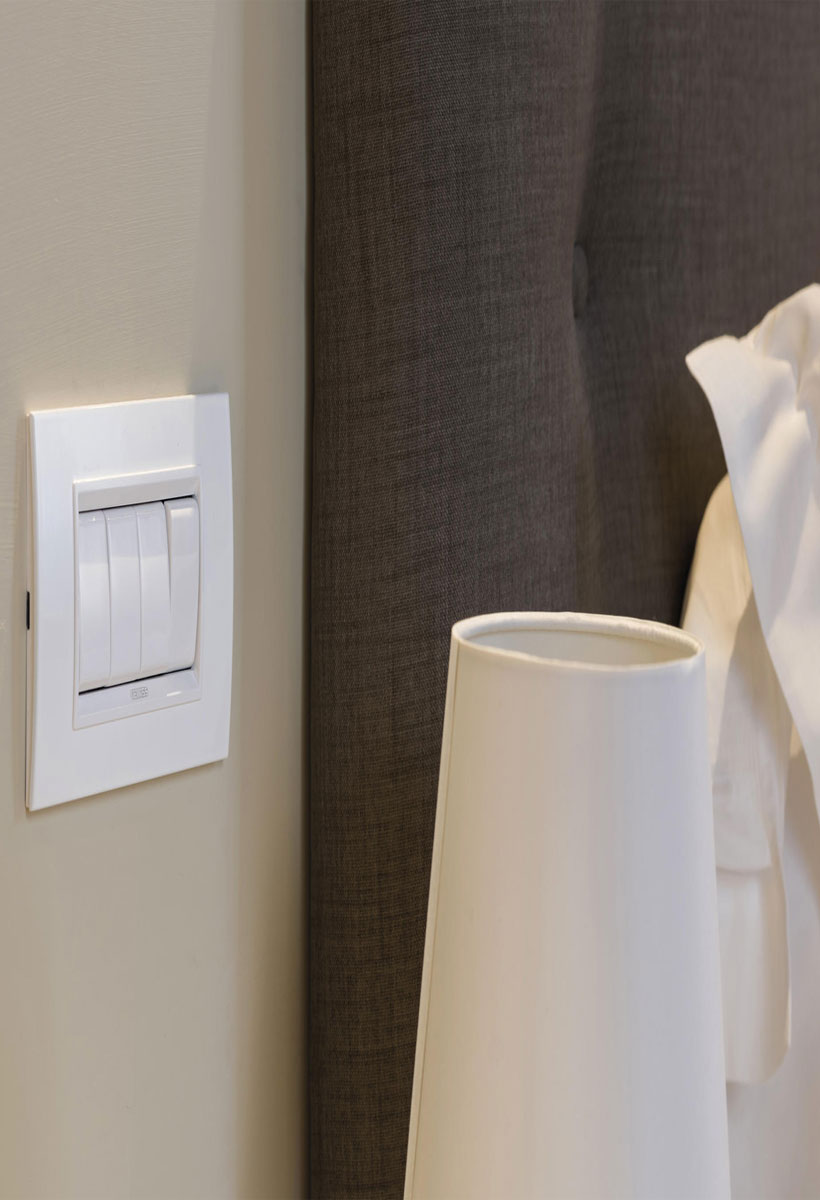 Cosa dà luce alla tua casa? Gli interruttori, ovviamente!